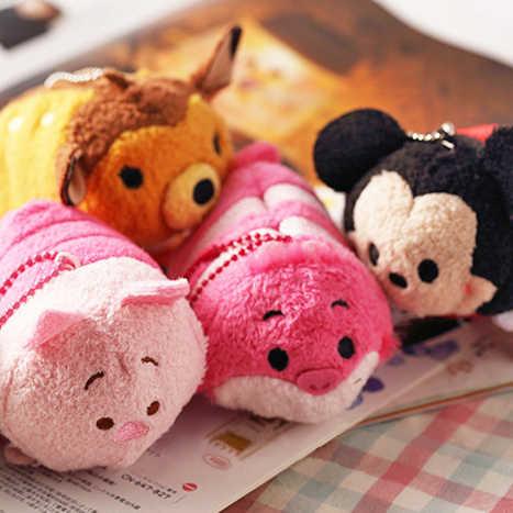 Tsum-jouets animaux en Peluche Tsum pour filles, 9CM, dessins animés, jouets pour bébé
