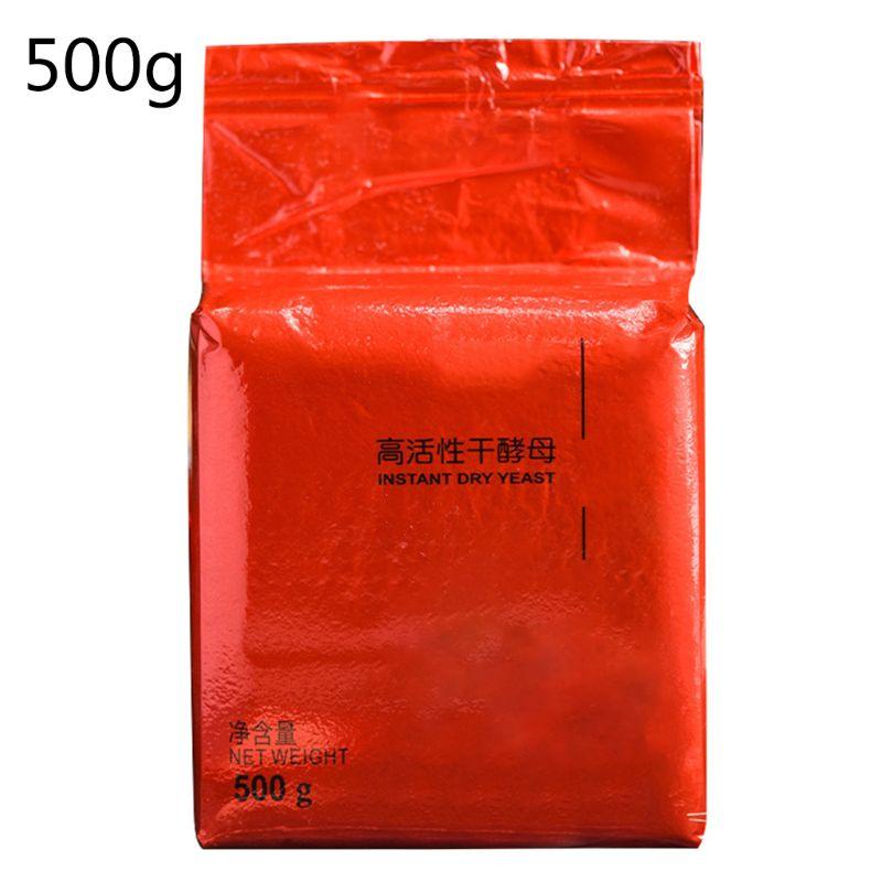 500g Bread Yeast High Active Dry Yeast Low Sugar Kitchen Baking Supplies