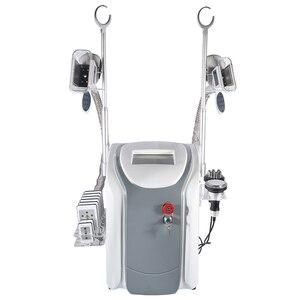 Image 3 - CE מוסמך יופי סלון עבור רב מוט ואקום RF cavitation הרזיה מכונת