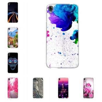 For Alcatel One Touch Idol 3 5.5 inch Cover 6045 6045Y 6045K Silicone Phone Case TPU For Alcatel Idol 3 5.5 Protect Print Coque image