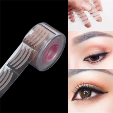 600pcs Invisible Eyelid Sticker Lace Eye Lift Strips Double Eyelid Tape Adhesive Stickers Eye Tape Makeup Tool L/S Style kinepin 1056pcs eyelid tape sticker invisible eyelid paste transparent self adhesive double eye tape tools