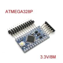 С Загрузчиком Pro Mini ATMEGA328P 328 Mini ATMEGA328 3,3 В/8 МГц 5 В/16 МГц для модуля Arduino ATMEGA328P