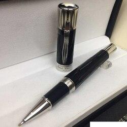 Stylo d'école de marque de luxe pour les affaires écriture cadeau fournitures scolaires de bureau recharges d'encre noire Souvenirs