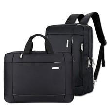 Fashion Business Men's Briefcase Brand Male Nylon Handbags Casual Lapto