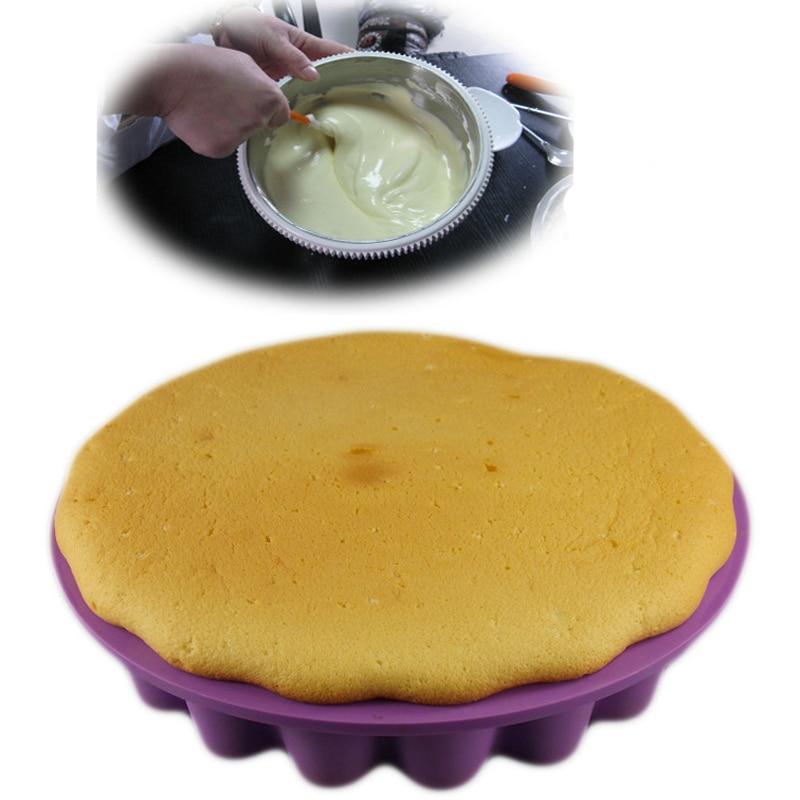 3D Fondant Silicone Sunflower Baking Tin 4
