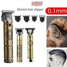 Электрическая машинка для стрижки волос низкая nois usb аккумуляторная