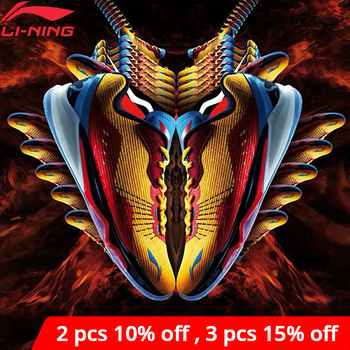Li-Ning/мужская спортивная обувь для игры в бадминтон, с подкладкой, li ning, AYAP013 XYY148
