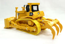 1:64 Scale Diecast C-COOL Track-Type Tractor Engineering Vehicle Model Toy Gift norscot cat 611 wheel tractor scraper diecast 1 64 new in box collectible toy