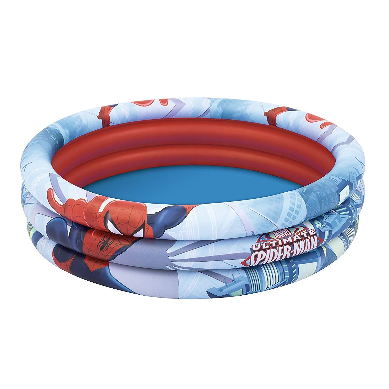 Bestway Inflatable Pool Infant Spiderman 122 Cm-98018