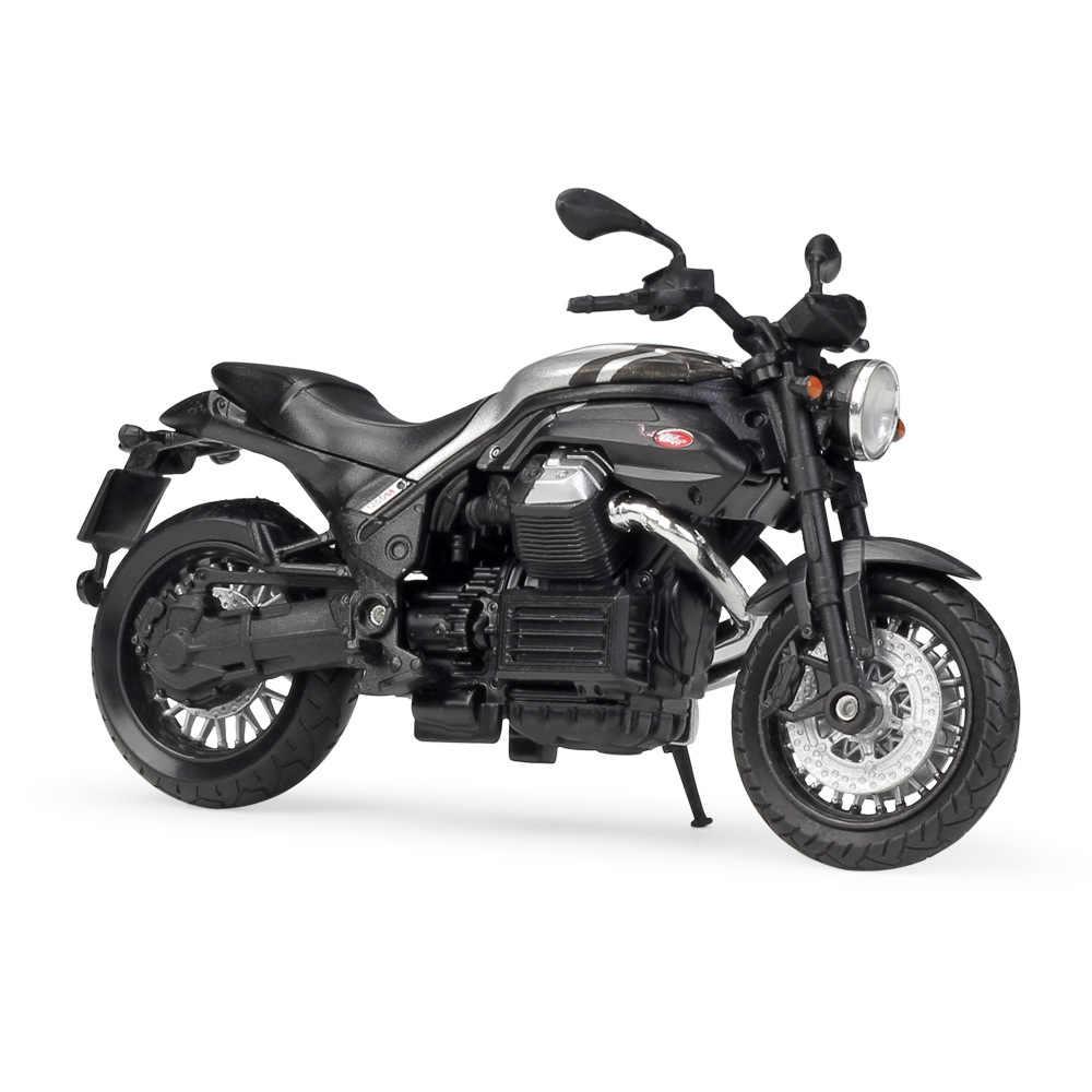 1:18 Welly Suzuki Honda Kemenangan Yamaha Aprilia Norton Diecast Sepeda Motor