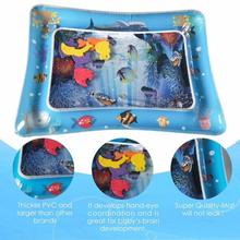Water-Mat Inflatable Summer for Babies Baby Kids Fun Activity Play Center Infant