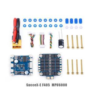 Image 4 - Iflight succex e f4 f405 controlador de voo osd & 45a blheli_s 2 6s 4 em 1 pilha sem escova 30.5x30.5mm do esc para o quadro do zangão de rc