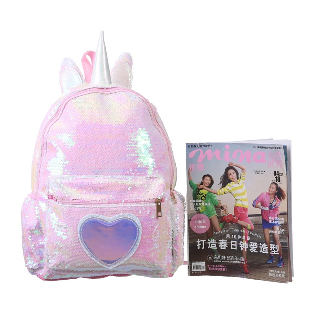 Backpack New Women Backpack Mini Travel Bags Silver Laser Backpack Women  Girls Shoulder Bag Holographic Backpack|Backpacks| - AliExpress