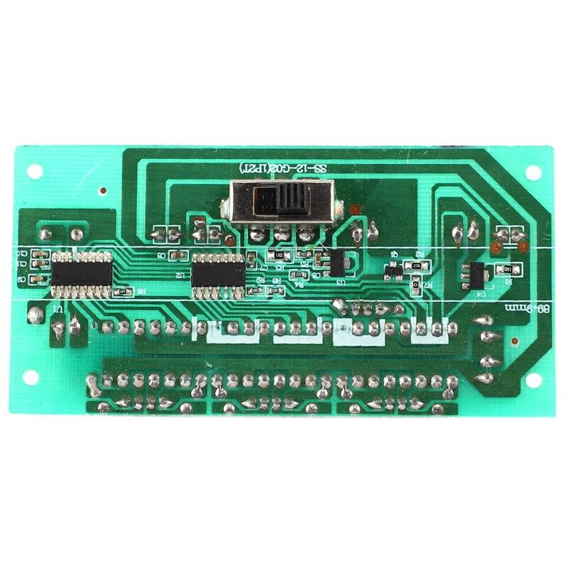 pecas sobresselentes da placa do controlador 04