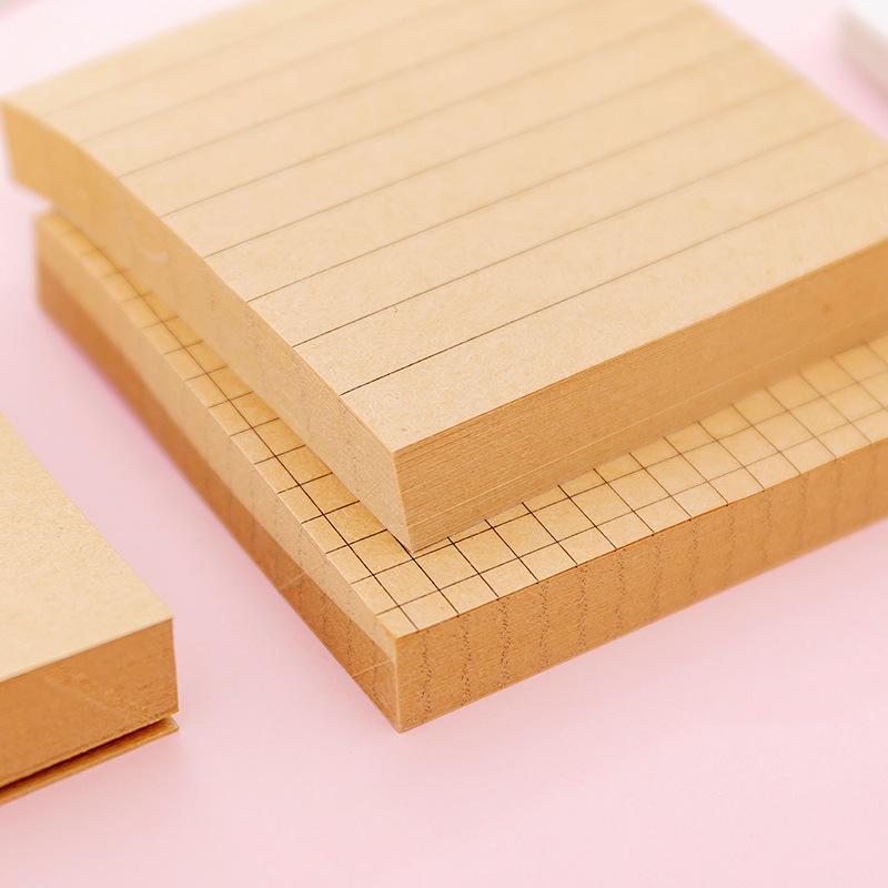 Office School Post It Sticky Notes to do list Grid 80sheet/pc 2