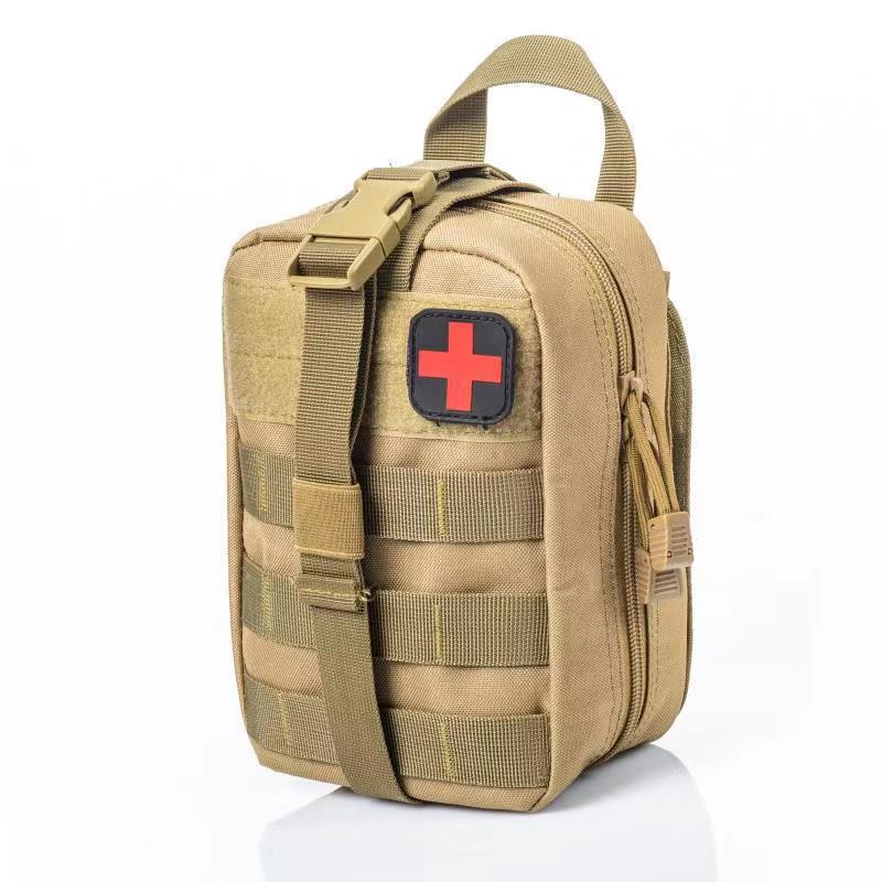Truse de prim ajutor tactice sac medical de urgență în aer liber, - Vânătoare - Fotografie 2