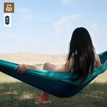 Youpin Zaofeng Hangmat Schommel Bed 1 2Person Parachute Hangmatten Max Belasting 300Kg Voor Outdoor Camping Schommels Parachute Doek