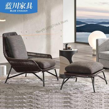 Outdoor Patio Leisure Rattan Chair 1