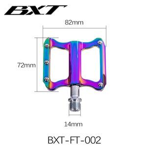Image 5 - BXT Ultralight alüminyum alaşım bisiklet pedalları MTB dağ yol bisiklet bisiklet pedalları dağ bisikleti parçaları ücretsiz kargo