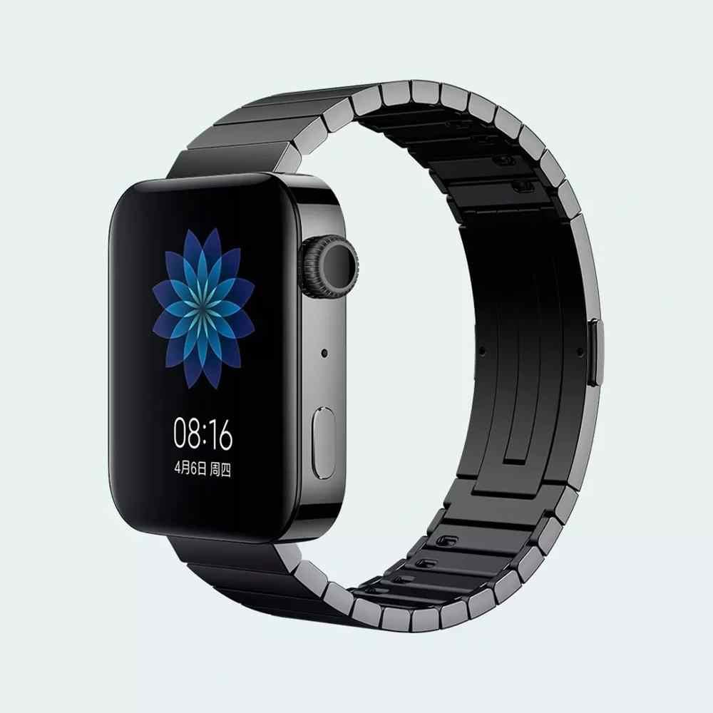 Nouveau Xiaomi montre intelligente GPS NFC WIFI ESIM téléphone appel Bracelet montre-Bracelet Sport Bluetooth Fitness moniteur de fréquence cardiaque Tracker MIUI