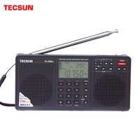 Tecsun PL-398MP Tragbare Welt Radio Volle Band Digital Tuning Stereo FM/AM/SW mit ETM ATS DSP Dual lautsprecher Empfänger MP3 Player