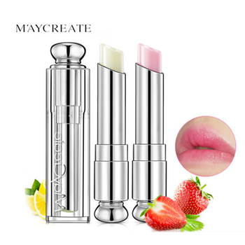 Winter Lip Care baby lips chapstick Natural Aloe Honey Moisturizing Lip Balm Colorless Refine repair lip wrinkles For Woman image