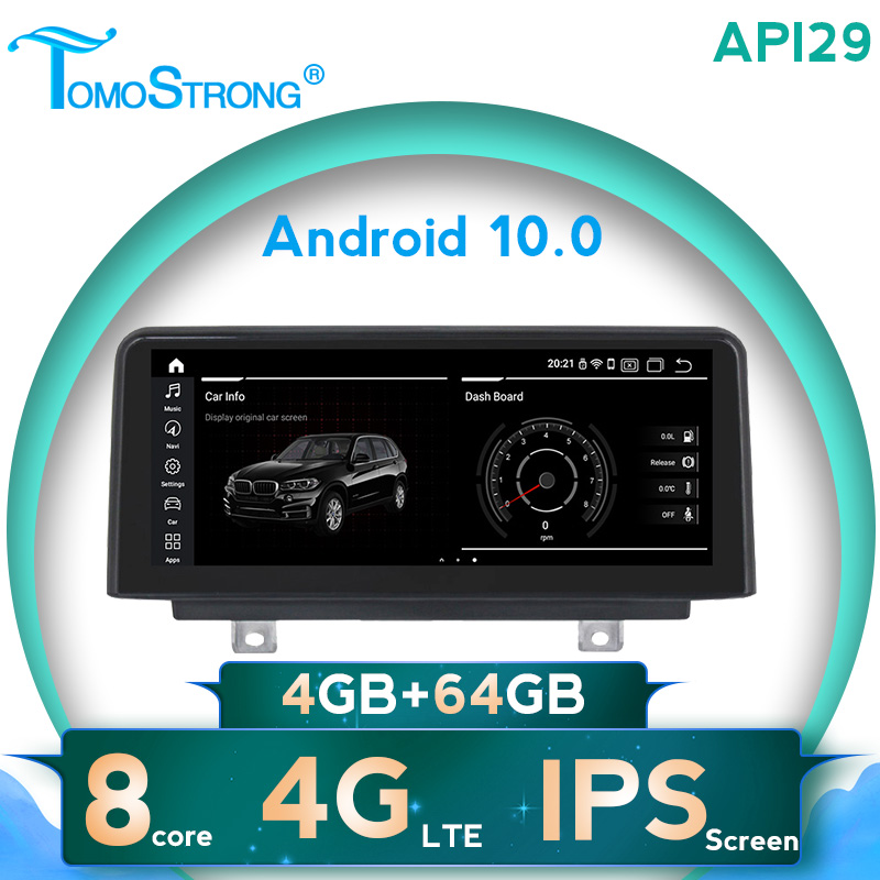 New <font><b>Android</b></font> 10 Car Auto radio multimedia player For 3 series <font><b>BMW</b></font> F30/F31/F34/<font><b>F20</b></font>/F21/F32/F33/F36 2013-2017 GPS video player image