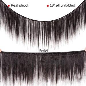 Оптовая Продажа прямых волос в пучке, дешевые человеческие волосы 3 пряди, не Реми, наращивание волос, перуанские бразильские волосы, плетен...