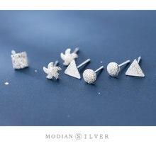 Modian звезда крест сердце морская женская модель серебряные