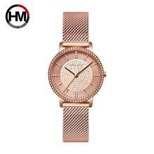 Frauen uhren diamant Japanischen quarz Strass Armbanduhren Luxus Casual Weibliche kleid Uhren Relogio Feminino Drop Verschiffen