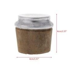 40mm Bottom Diameter Wood Thermos Bottle Cork Plug Lid Cap Stopper Kettle Parts H7ED