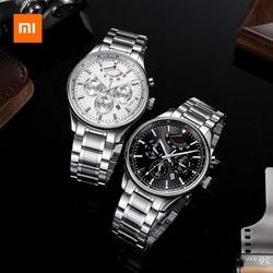 Xiaomi Mijia lekki zegarek mechaniczny-elity biznesu serii wielofunkcyjny Dial importowane wysokiej zamówienie ruch 1