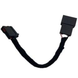 Synchronizuj 2  aby zsynchronizować 3 zmodernizowany Adapter okablowania USB Media Hub GEN 2A dla ford expedition w Wyświetlacz projekcyjny od Samochody i motocykle na