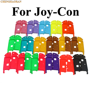 Image 3 - 1x katı 14 renkler nintendo anahtarı NS Joy Con yedek konut kabuk kapak NX JoyCons kumanda muhafazası yeşil pembe teal