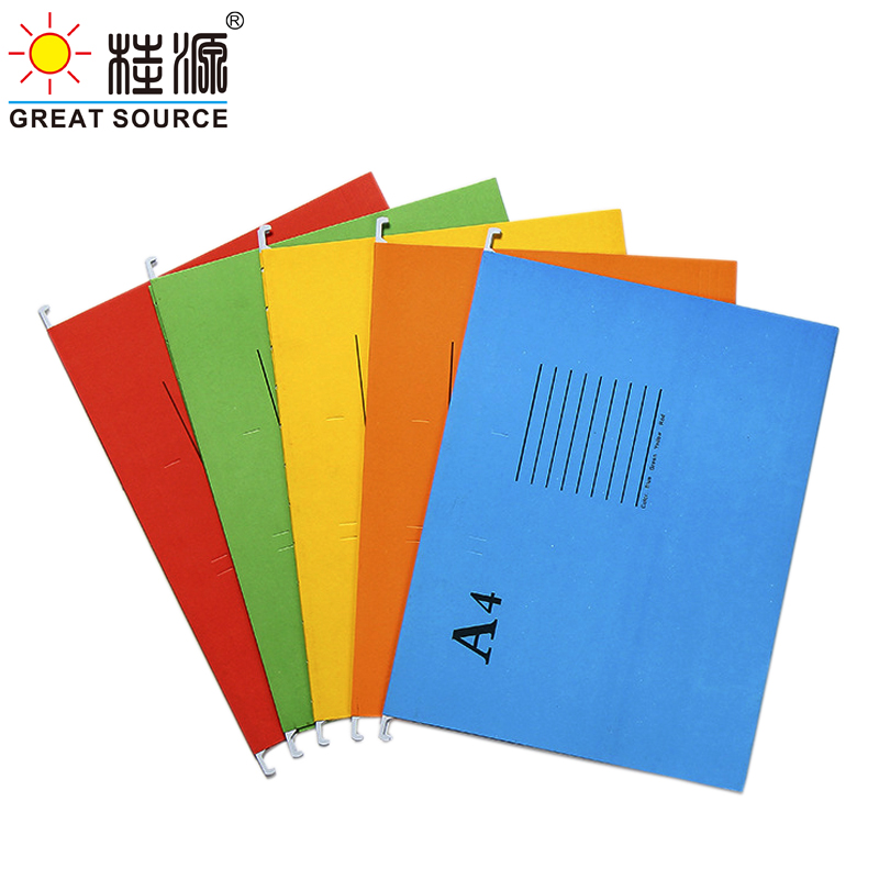 Premium Heavyweight Suspension Files Tabbed Foolscap 240X370mm Office Home Files (Pack Of 5)