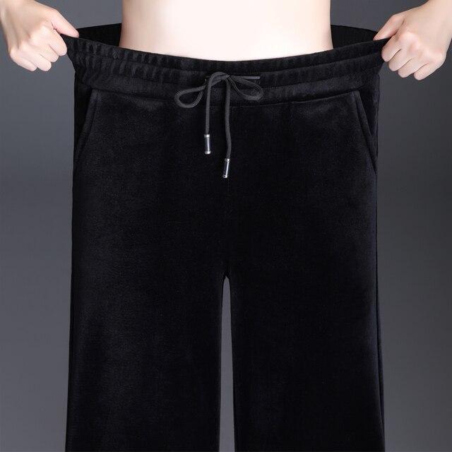 Causal Loose Wide Leg Pants 2