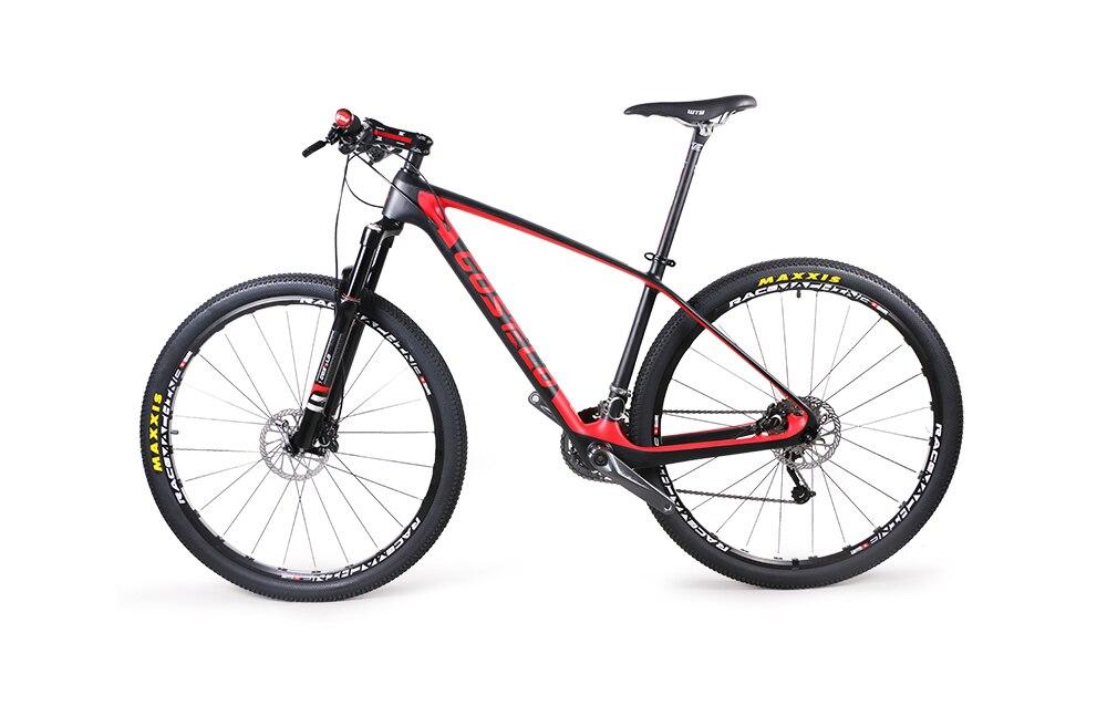 2017 новейший Costelo SOLO carbon Bicylce 27.5er 29er MTB велосипедная рама горный велосипед полный велосипед с оригинальным групповым комплектом