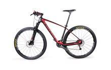 2017 mais novo costelo solo carbono bicylce 27.5er 29er mtb bicicleta ciclismo quadro de montanha bicicleta completa com groupset original