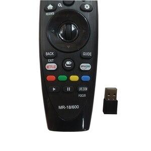 Image 2 - Fernbedienung Universal FÜR LG Smart TV AN MR650A AN MR19BA AM MR650A AN MR18BA AKB75375501 55UK6200 UK6300 UK6500 UK6570