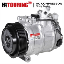 AC Compressor para Mercedes E200 E200k W211 A0012302611 A0002309711 A0012305511 A0002309311 A0012308011 A0022301811 4471500092