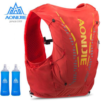 AONIJIE 12L Advanced Skin Hydration Backpack Hydration Bag Breathable  Outdoor Ultralight Hiking Marathon Running Cycling Vest
