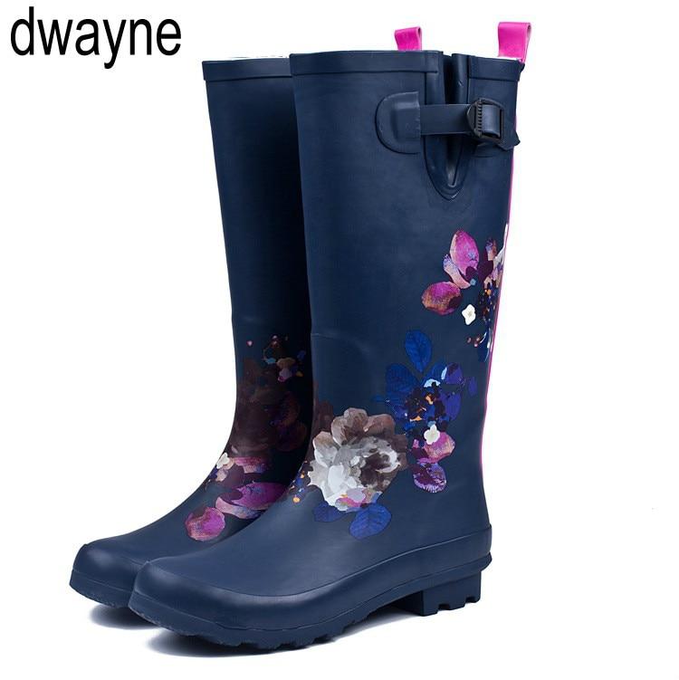2019 Новая модная женская обувь; сапоги для верховой езды на каблуке в стиле панк; обувь на молнии; высокие рыцарские сапоги; женские резиновые сапоги; большие размеры; hjm8