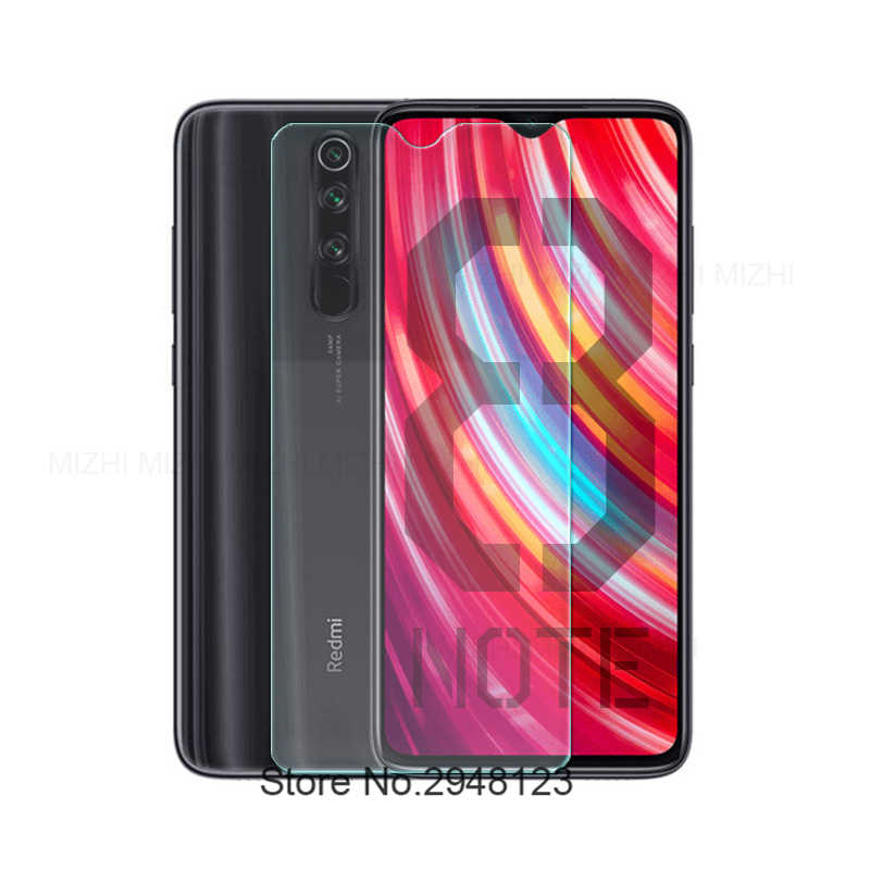 protective glass on for xiaomi redmi note 8 7 6 pro 7a go Mi a2 a3 lite screen protector xiomi ksiomi not safety 2.5d glas film