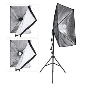 Image 3 - Andoer Photography Studio Cube Umbrella Softbox Light Lighting Tent Kit Photo Video * Tripod Stand 2 * Softbox * Carrying Bag