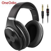 Oneodio izleme Studio HIFI kulaklık kulak kablolu kulaklık profesyonel stüdyo DJ kulaklık için karıştırma kayıt