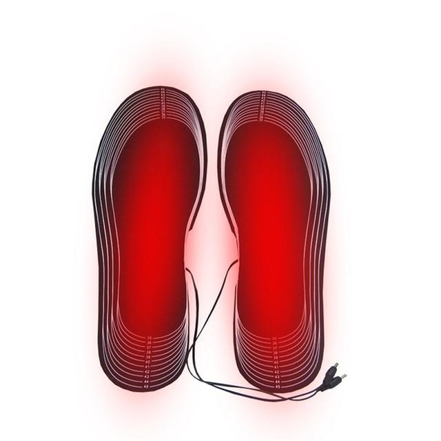 Full foot heat