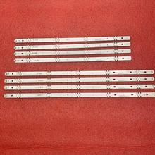 Светодиодная лента для подсветки, 8 шт., для LG 49UH610A 49UH6100 49LF5100 49UH6030 49UF640V 49UF6407 49UF640 49LF510V LGE_WICOP_49inch_UHD