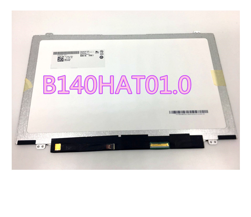 Free Shipping DEL 14 Latitude E5450 E5470 NV140FHM-A20 B140HAT01.0 Touch Screen Assembly FHD Original Screen With Touch