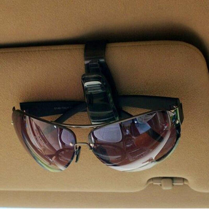 2pcs Car Glasses Clip For Citroen Volkswagen VW R AUDI S BMW M SKODA BENZ SMART Saab FOR Mitsubishi Honda STICKERS