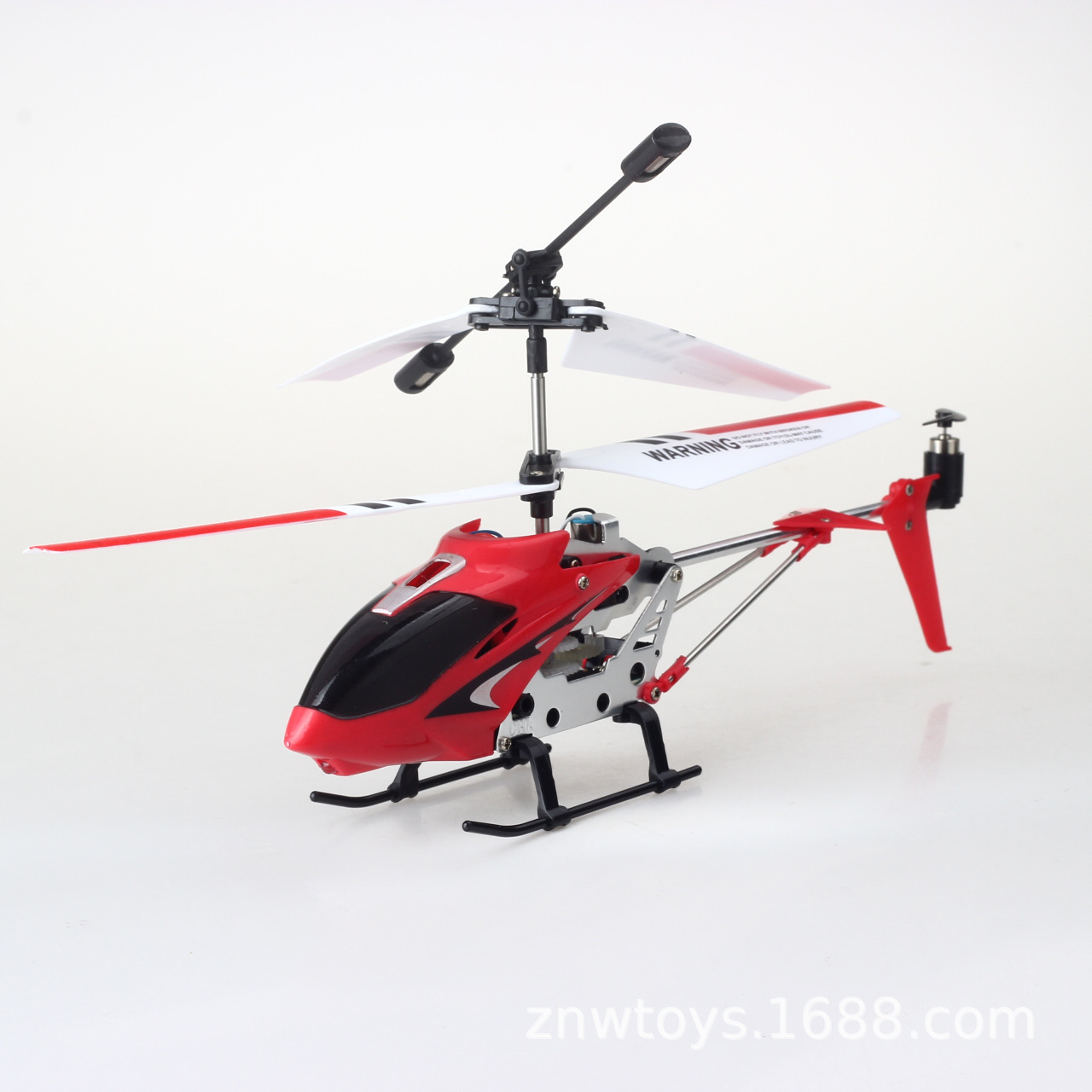 3.5 Channel Alloy Airplane Drop-resistant Toys With Gyroscope Remote Control Helicopter